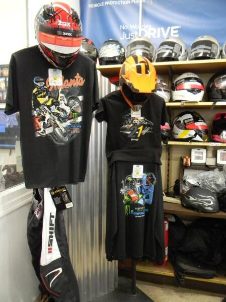 2021 Accessories Shirts/Kidney Belt/Knee Guard for sale at A C Auto Sales in Elkton MD
