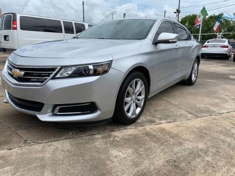 2017 Chevrolet Impala for sale at Sam's Auto Sales in Houston TX