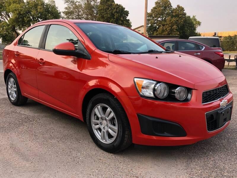 2012 Chevrolet Sonic for sale in Kearney, NE