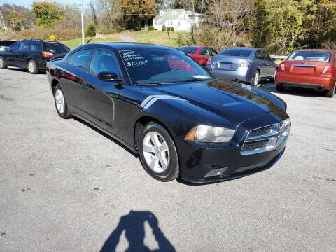 2013 Dodge Charger for sale at DISCOUNT AUTO SALES in Johnson City TN