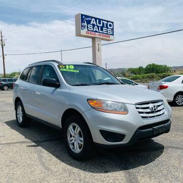 2010 Hyundai Santa Fe for sale at Capital Auto Sales in Carson City NV