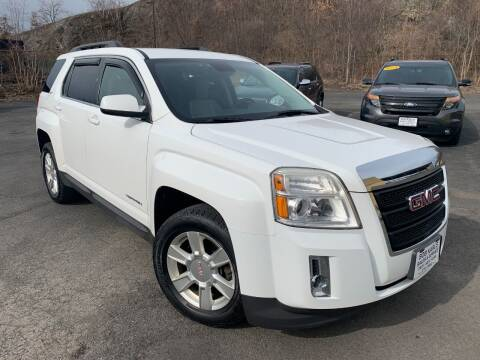 2013 GMC Terrain for sale at Bob Karl's Sales & Service in Troy NY
