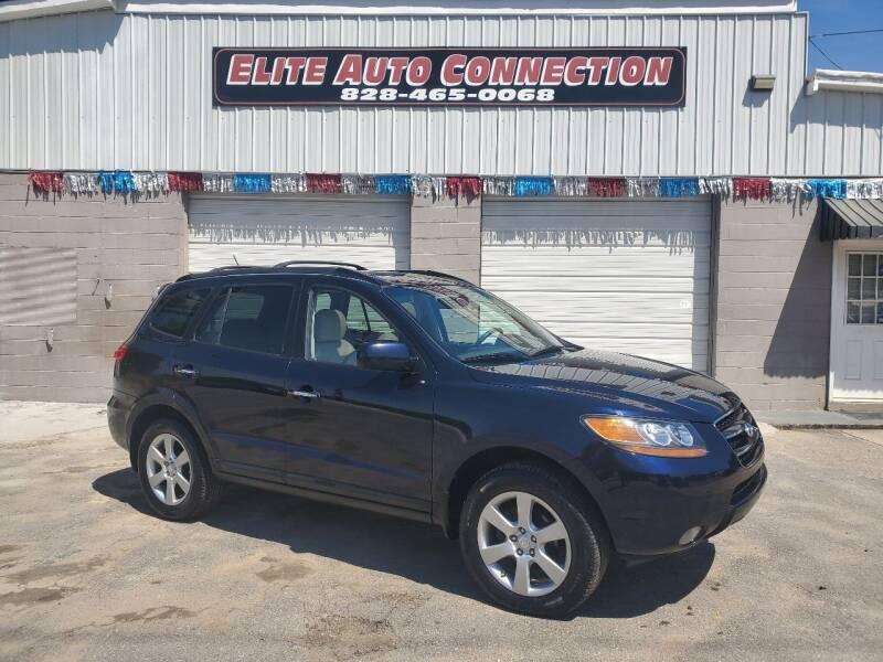 2009 Hyundai Santa Fe for sale at Elite Auto Connection in Conover NC