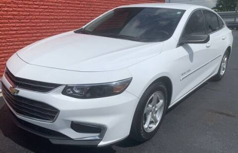 2018 Chevrolet Malibu for sale at Cars R Us in Indianapolis IN