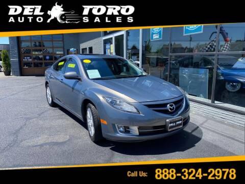 2009 Mazda MAZDA6 for sale at DEL TORO AUTO SALES in Auburn WA