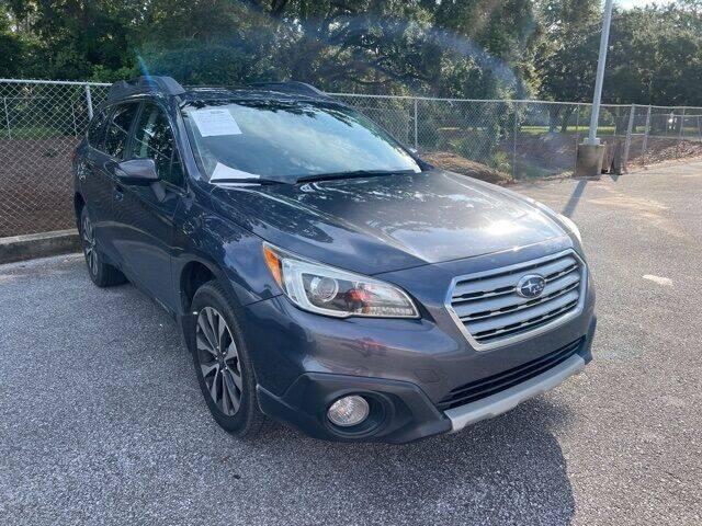 2015 Subaru Outback for sale at Allen Turner Hyundai in Pensacola FL