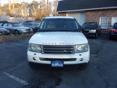 2009 Land Rover Range Rover Sport for sale at Balic Autos Inc in Lanham MD