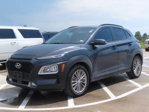 2018 Hyundai Kona for sale at BIG STAR HYUNDAI in Houston TX