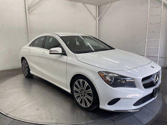 2018 Mercedes-Benz CLA for sale in Austin, TX