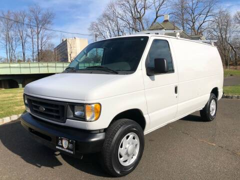 2003 Ford E-Series Cargo for sale at Mula Auto Group in Somerville NJ