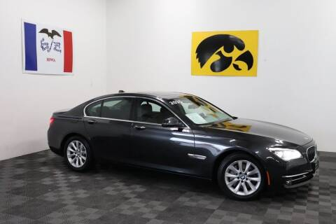 2015 BMW 7 Series for sale at Carousel Auto Group in Iowa City IA