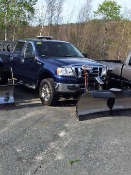 2008 Ford F-150 for sale at Mascoma Auto INC in Canaan NH