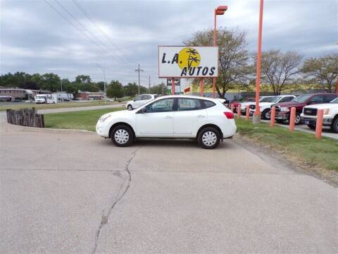 2011 Nissan Rogue for sale at L A AUTOS in Omaha NE