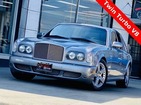 2004 Bentley Arnage for sale at Carmel Motors in Indianapolis IN