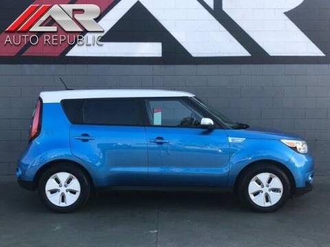 2015 Kia Soul EV for sale at Auto Republic Fullerton in Fullerton CA