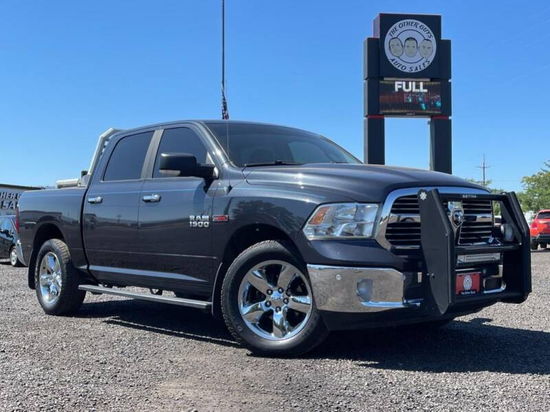 2018 RAM Ram Pickup 1500 for sale at The Other Guys Auto Sales in Island City OR