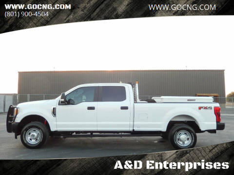 2017 Ford F-250 Super Duty for sale at A&D Enterprises in Spanish Fork UT