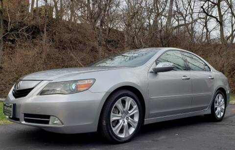 2010 Acura RL for sale at The Motor Collection in Columbus OH