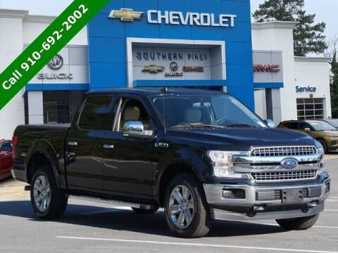 2019 Ford F-150 for sale at PHIL SMITH AUTOMOTIVE GROUP - SOUTHERN PINES GM in Southern Pines NC