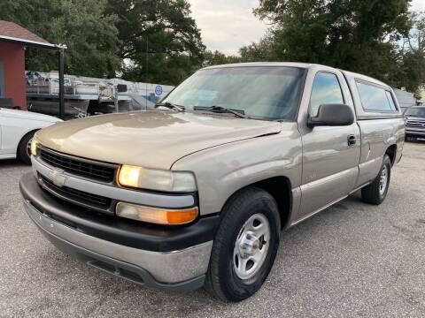 2000 Chevrolet Silverado 1500 for sale at CHECK  AUTO INC. in Tampa FL