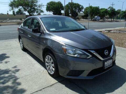 2017 Nissan Sentra for sale at Hollywood Auto Brokers in Los Angeles CA