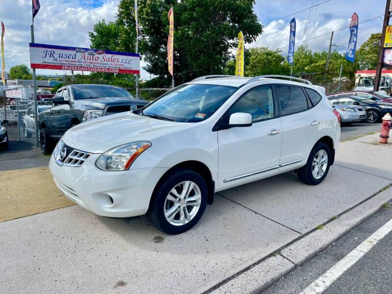 2012 Nissan Rogue for sale at JR Used Auto Sales in North Bergen NJ