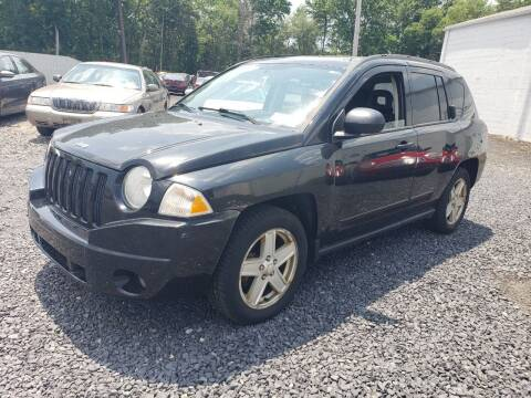 2008 Jeep Compass for sale at CRS 1 LLC in Lakewood NJ