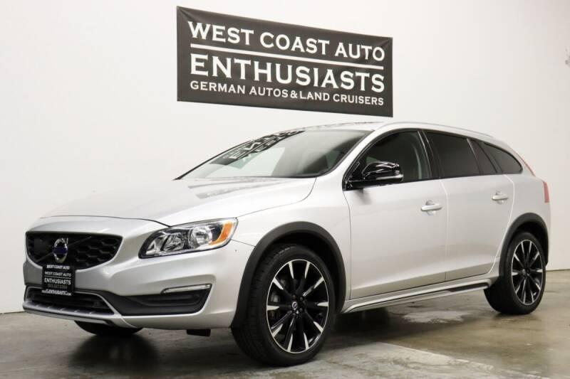2018 Volvo V60 Cross Country for sale in Beaverton, OR