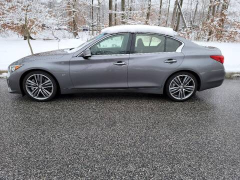2015 Infiniti Q50 for sale at Car One in Essex MD
