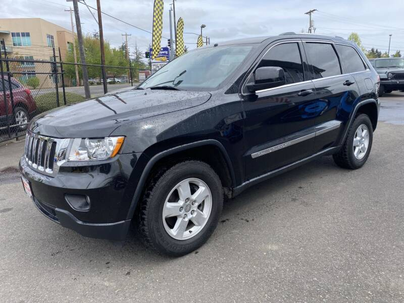 2011 Jeep Grand Cherokee for sale at Salem Motorsports in Salem OR