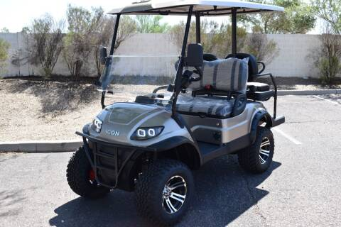 2021 ICON I40L for sale at AMERICAN LEASING & SALES in Tempe AZ