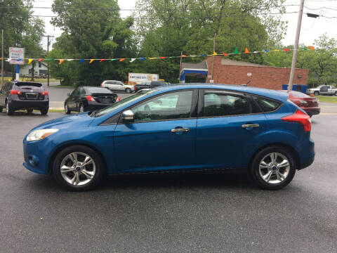 2013 Ford Focus for sale at Diamond Auto Sales in Lexington NC