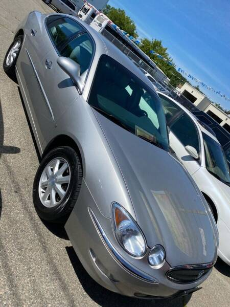 2006 Buick LaCrosse for sale at Bob Luongo's Auto Sales in Fall River MA