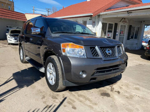 2011 Nissan Armada for sale at ELITE MOTOR CARS OF MIAMI in Miami FL