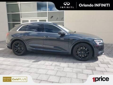 2019 Audi e-tron for sale at Orlando Infiniti in Orlando FL