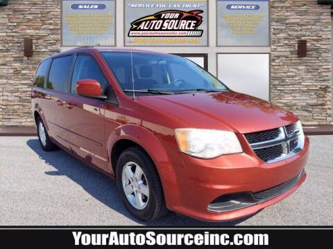 2012 Dodge Grand Caravan for sale at Your Auto Source in York PA