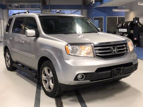 2014 Honda Pilot for sale at Simply Better Auto in Troy NY