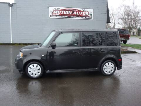 2006 Scion xB for sale at Motion Autos in Longview WA