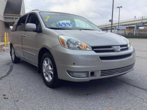 2004 Toyota Sienna for sale at Active Auto Sales Inc in Philadelphia PA