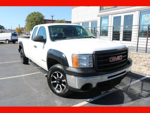 2013 GMC Sierra 1500 for sale at AUTO POINT USED CARS in Rosedale MD