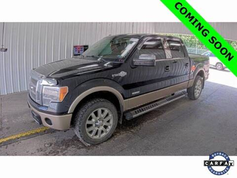 2012 Ford F-150 for sale at LAKESIDE MOTORS, INC. in Sachse TX