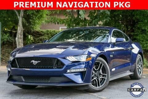 2020 Ford Mustang for sale at Gravity Autos Atlanta in Atlanta GA