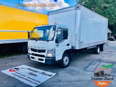 2014 Mitsubishi Fuso FE180 for sale at Orange Truck Sales in Orlando FL
