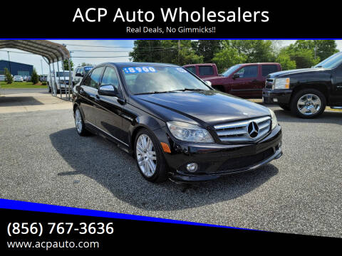2009 Mercedes-Benz C-Class for sale at ACP Auto Wholesalers in Berlin NJ