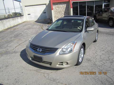 2010 Nissan Altima for sale at Competition Auto Sales in Tulsa OK