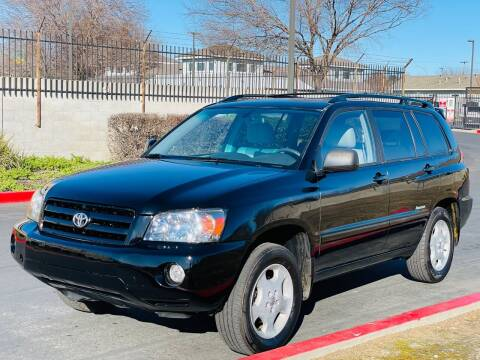 2006 Toyota Highlander for sale at United Star Motors in Sacramento CA