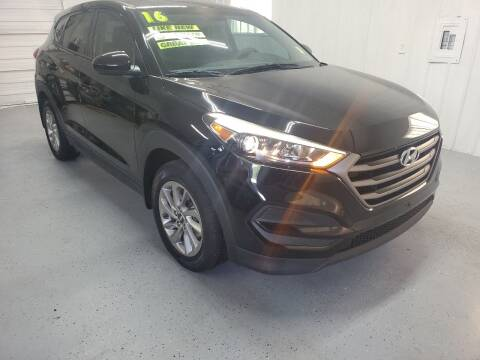 2016 Hyundai Tucson for sale at Bailey Family Auto Sales in Lincoln AR