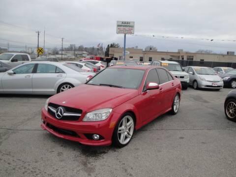 2008 Mercedes-Benz C-Class for sale at A&S 1 Imports LLC in Cincinnati OH