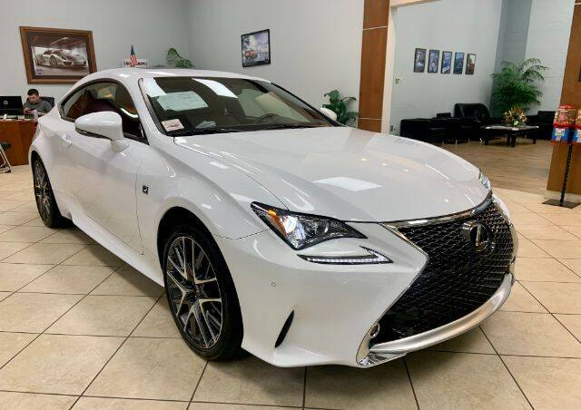 2017 Lexus RC 300 for sale at Adams Auto Group Inc. in Charlotte NC