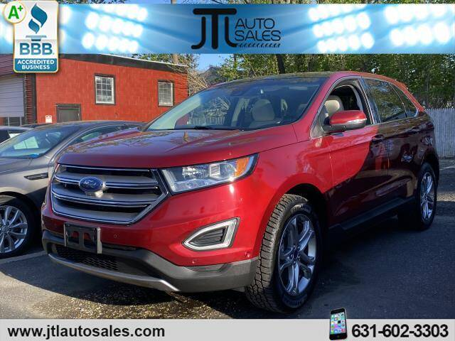 2016 Ford Edge for sale at JTL Auto Inc in Selden NY